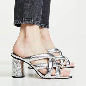 Rebecca Minkoff Womens Roxie Dress Sandal